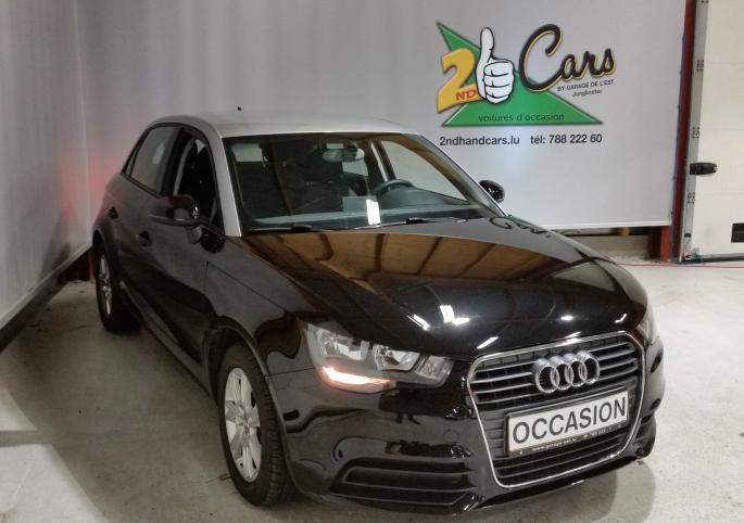 Audi A1 Sportback 1.6 Tdi 90 Attraction gallerie : photo 0