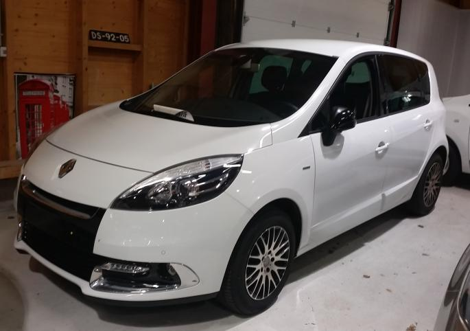 Renault Scenic III 1.5 DCi 110 Bose Edition Automatique gallerie : photo 0