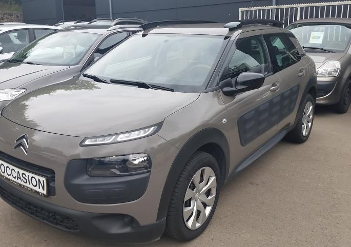 Citroën C4 Cactus gallerie : photo 0