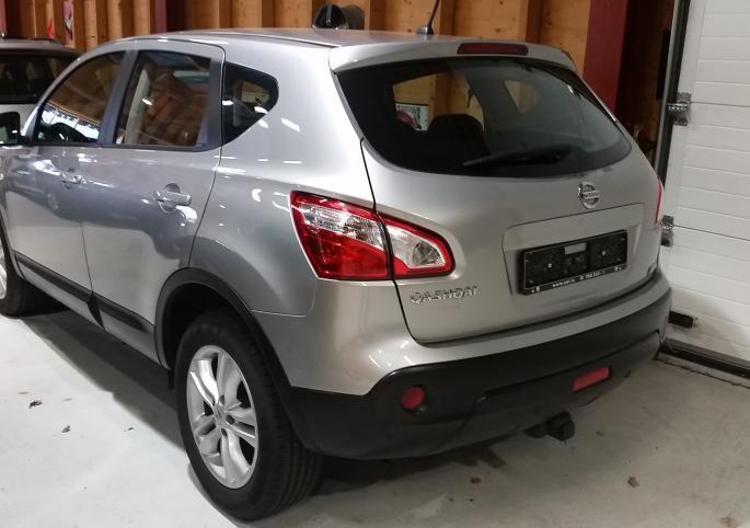 Nissan Qashqai gallerie : photo 1