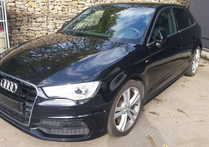 Audi A3 Ambition S-line gallerie : photo 0
