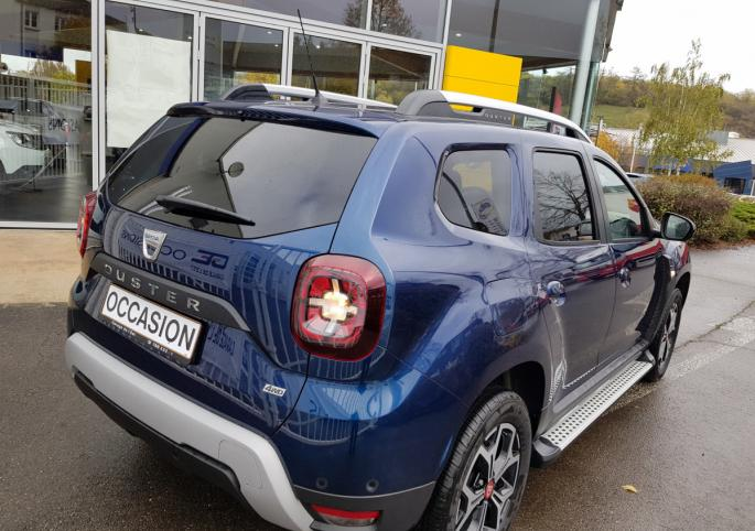 Dacia Duster Techroad Blue Dci 115 4WD gallerie : photo 1