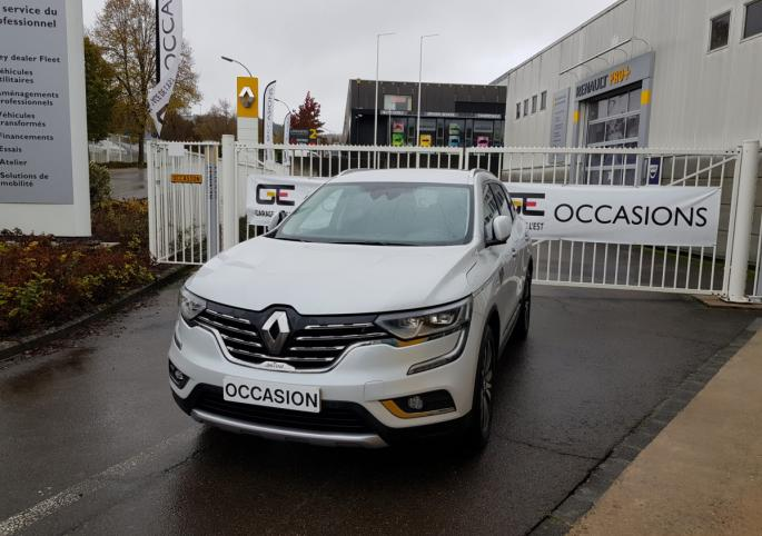 Renault Koleos Initiale Paris dCi 175 X-Tronic 4WD gallerie : photo 0