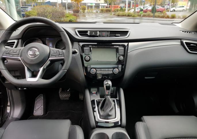 Nissan Qashqai 1.5 DCi Tekna DCT gallerie : photo 1