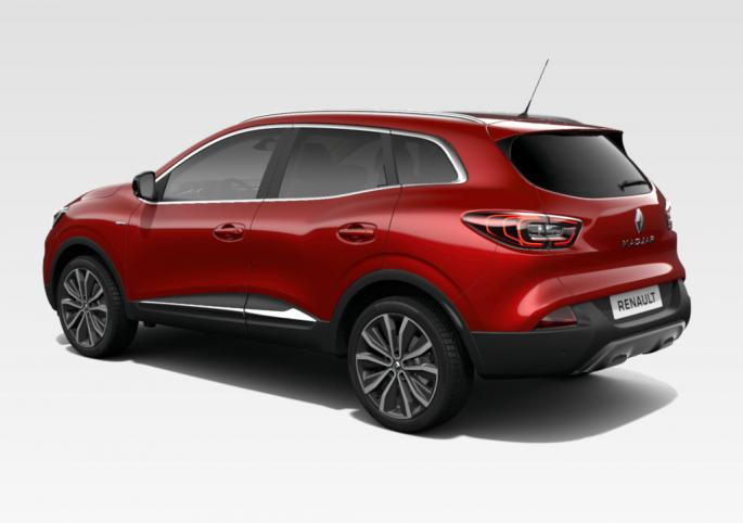 Renault Kadjar Bose Edition gallerie : photo 1