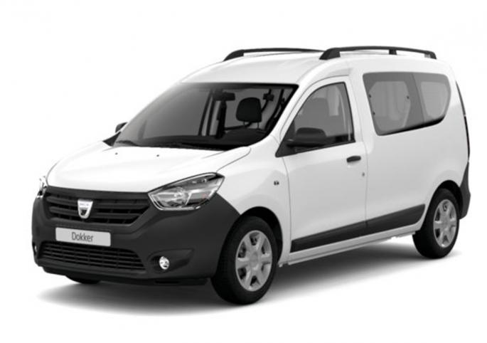 Dacia Dokker Ambiance gallerie : photo 0