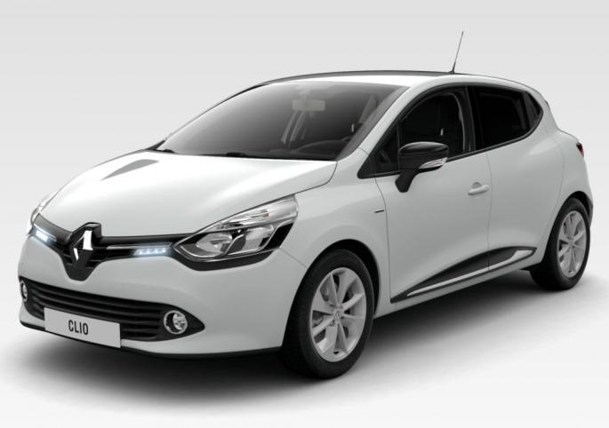 Renault Clio Limited gallerie : photo 0