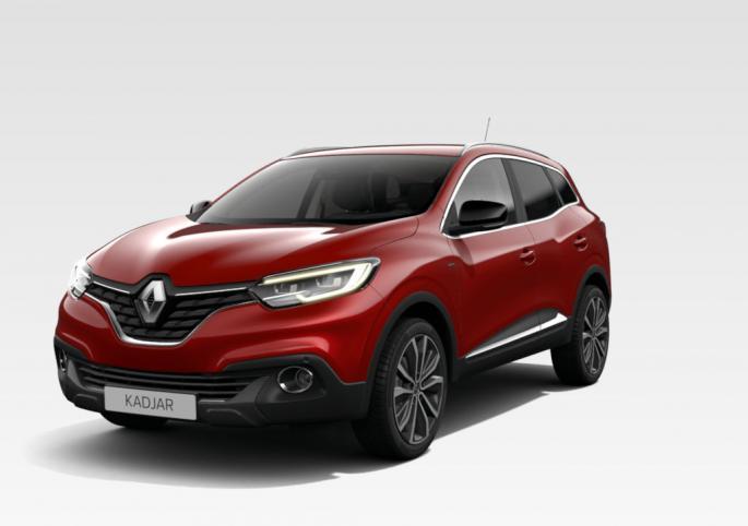 Renault Kadjar Bose Edition gallerie : photo 0