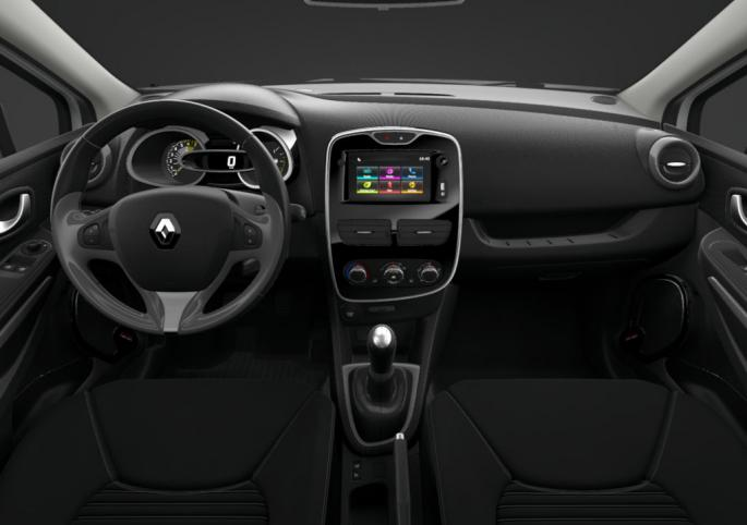 Renault Clio Limited gallerie : photo 2