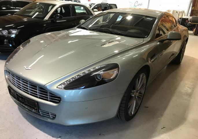 Aston Martin Rapide gallerie : photo 0