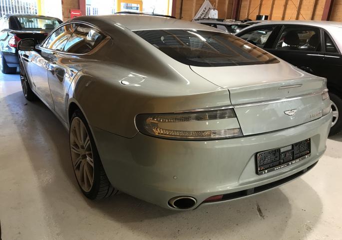 Aston Martin Rapide gallerie : photo 1