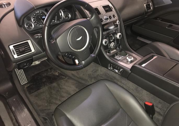 Aston Martin Rapide gallerie : photo 2