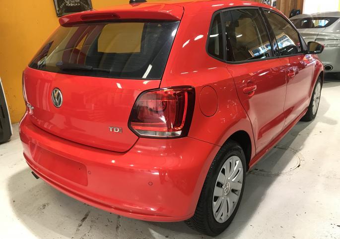Volkswagen Polo 1.6 CR TDi Confortline 105 gallerie : photo 1