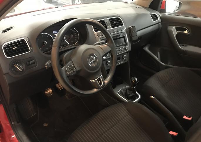 Volkswagen Polo 1.6 CR TDi Confortline 105 gallerie : photo 2