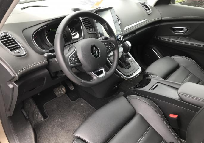Renault Scenic IV Bose Edition gallerie : photo 2
