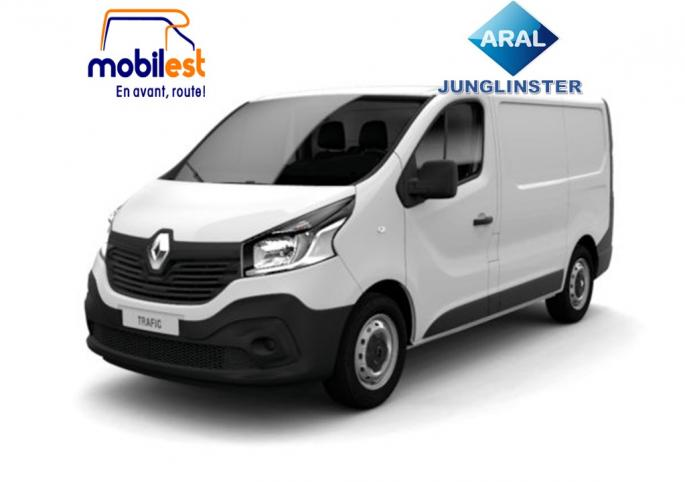 Renault Trafic Fourgon Confort Cat. 2 gallerie : photo 0
