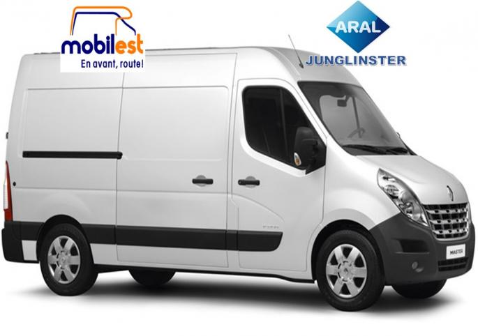 Renault Master Fourgon Confort Cat. 3 gallerie : photo 0