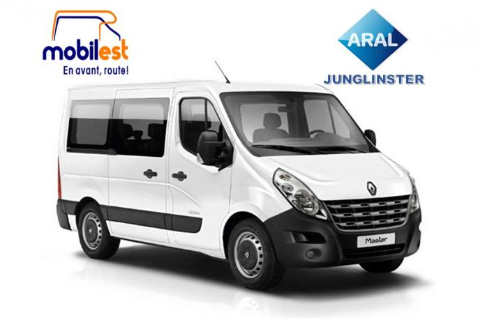 Renault Mini-Bus 9 Places 1.6 DCi 125 gallerie : photo 0