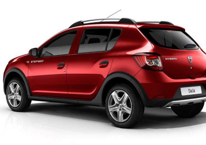 Dacia Sandero Stepway gallerie : photo 2