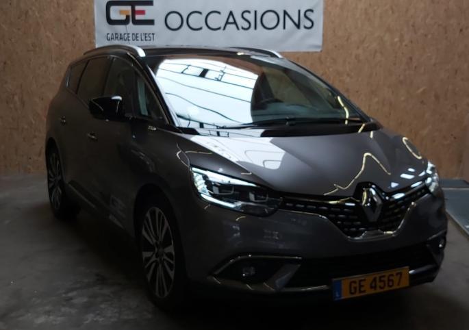Renault Grand Scenic Initiale Paris DCi 150 EDC gallerie : photo 0