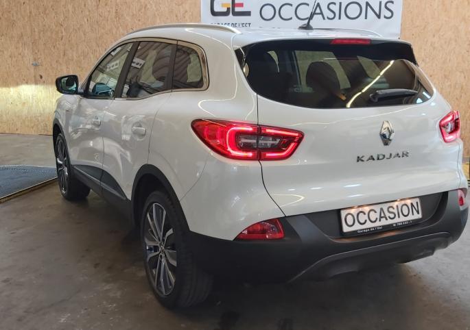 Renault Kadjar Bose Edition gallerie : photo 1