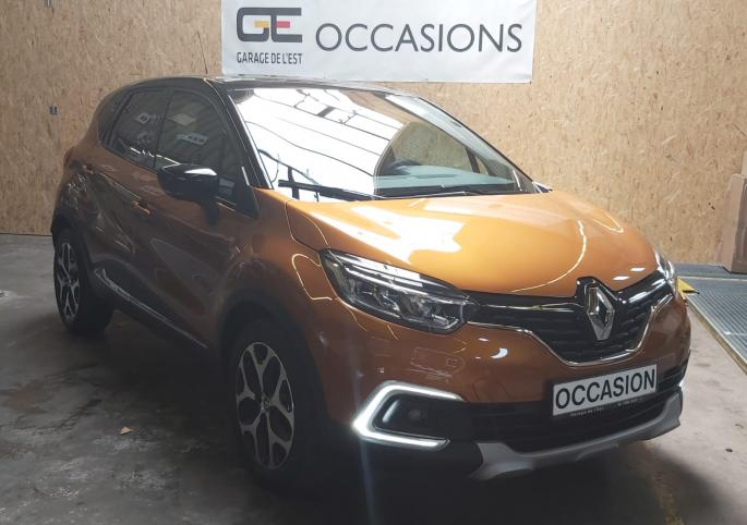 Renault Captur Intens TCe 150 EDC gallerie : photo 0