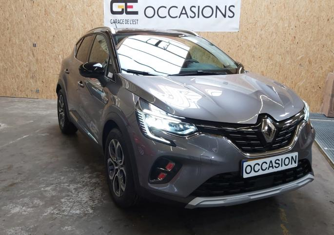 Renault New Captur gallerie : photo 0