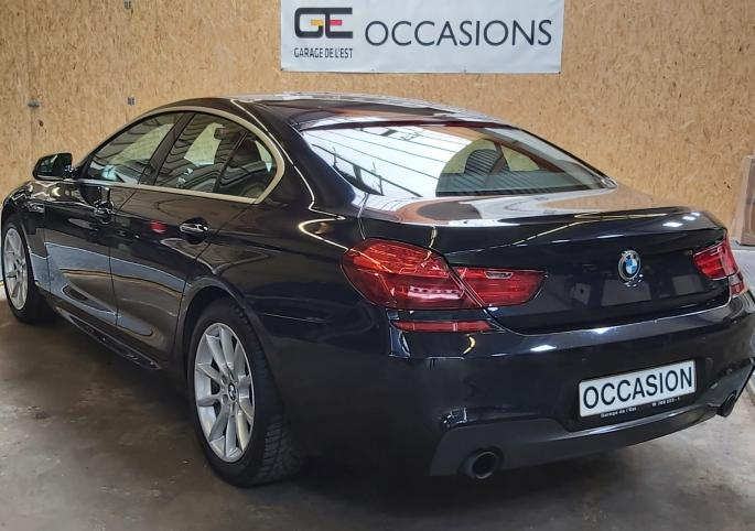 BMW 640i XDrive Grand Coupé gallerie : photo 1