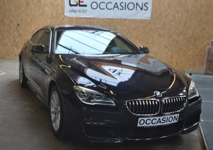 BMW 640i XDrive Grand Coupé gallerie : photo 0