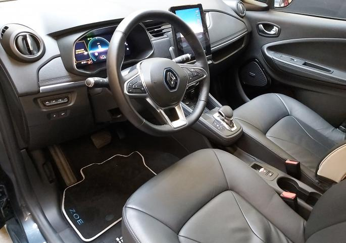 Renault ZOE Edition One gallerie : photo 2