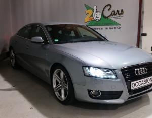Audi A5 3.0 TDi V6 Quattro S line DPF