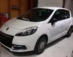 Renault Scenic III 1.5 DCi 110 Bose Edition Automatique