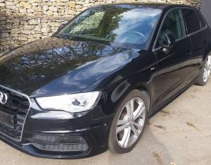 Audi A3 Ambition S-line