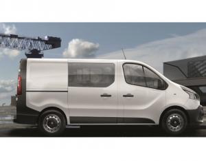 Renault Utilitaires Trafic Double Cabine Grand Confort - 2.9T L1H1
