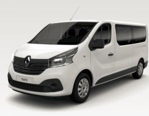 Renault Trafic Grand Passenger Grand Confort