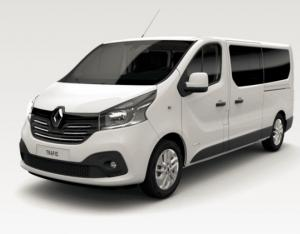 Renault Trafic Grand Passenger Luxe